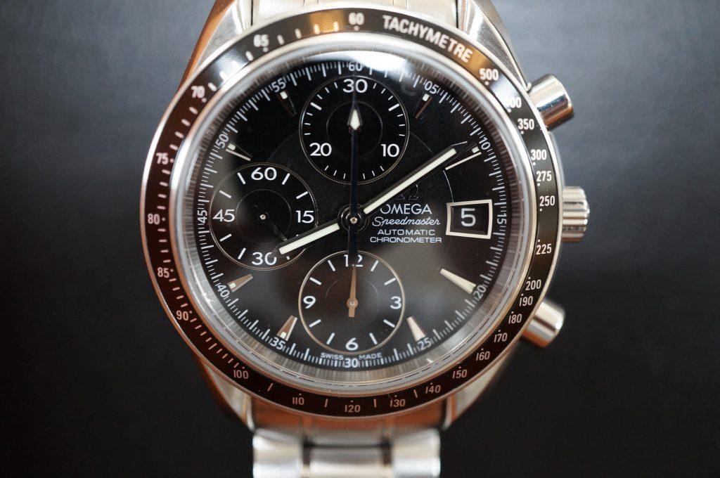 No.1191  OMEGA Speedmaster (オメガスピードマスター) 自動巻き腕時計を修理しました