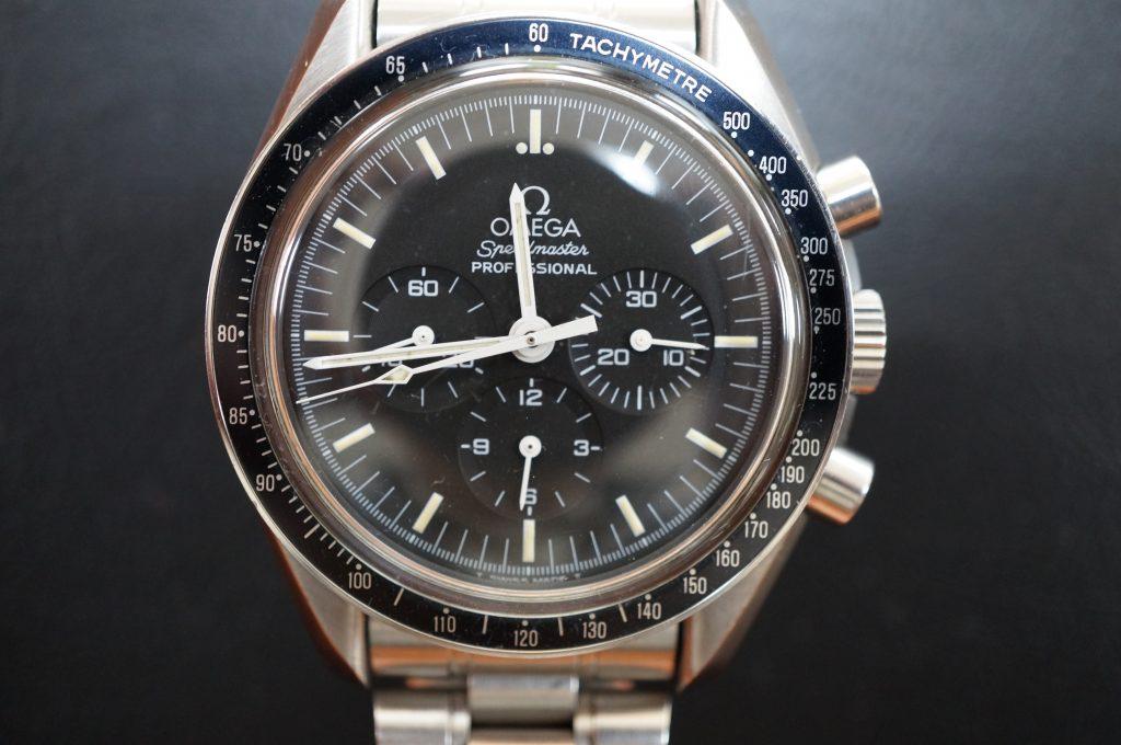 No.1213  OMEGA Speedmaster (プロフェッショナル) 手巻き腕時計を修理しました