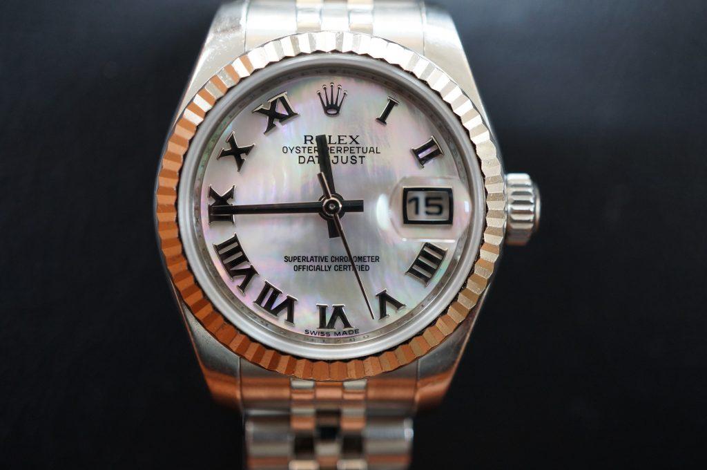 No.1211  ROLEX (ロレックス ) 自動巻き腕時計を修理しました