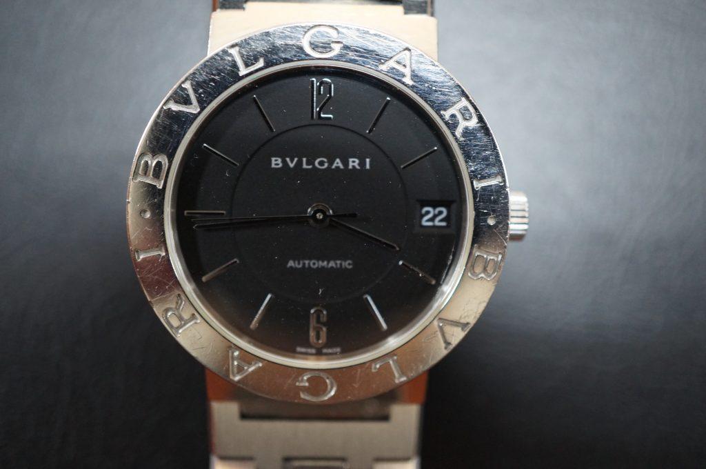No.1251 BVLGARI (ブルガリ ) 自動巻き腕時計を修理しました