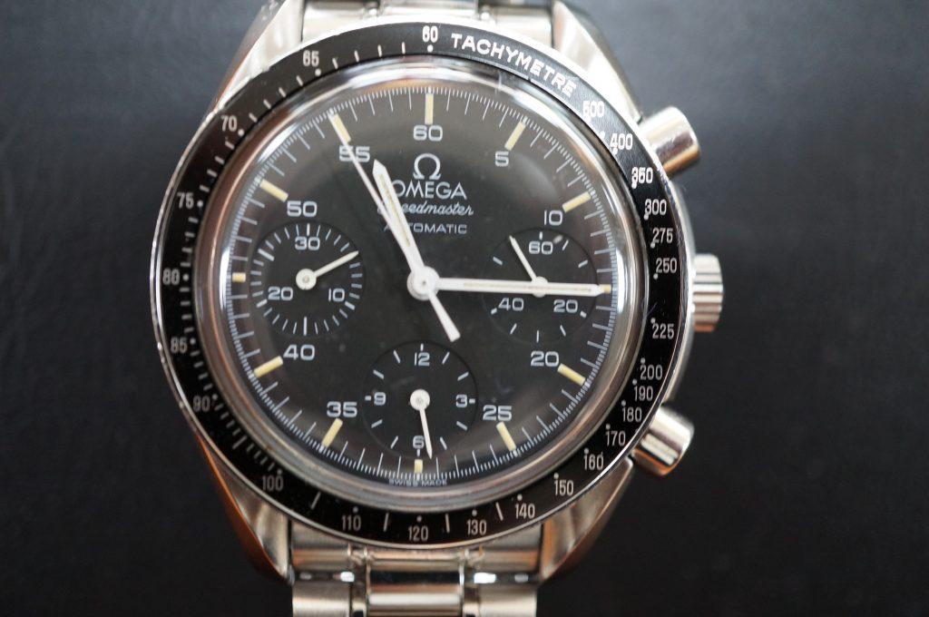 No.1257  OMEGA Speedmaster (オメガスピードマスター) 自動巻き腕時計を修理しました