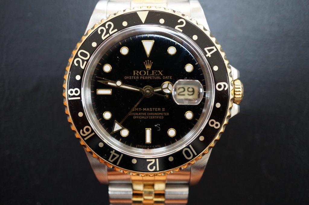 No.1261  ROLEX (ロレックス ) 自動巻き腕時計を修理しました