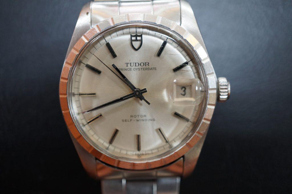 No.1320  TOUOR (チュードル ) 自動巻き腕時計を修理しました