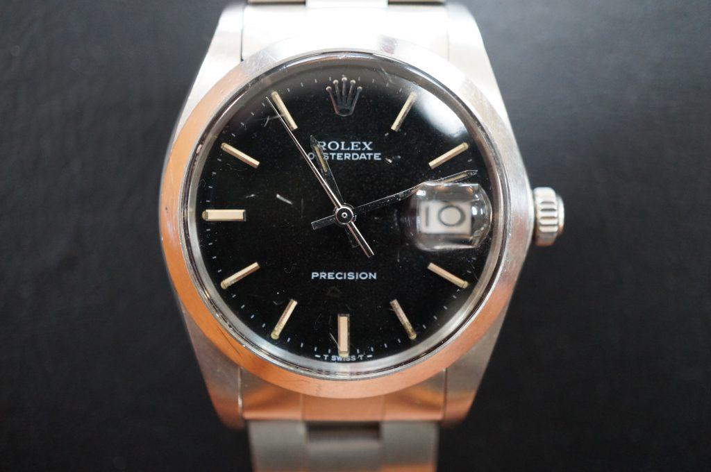 No.1315  ROLEX (ロレックス ) 自動巻き腕時計を修理しました