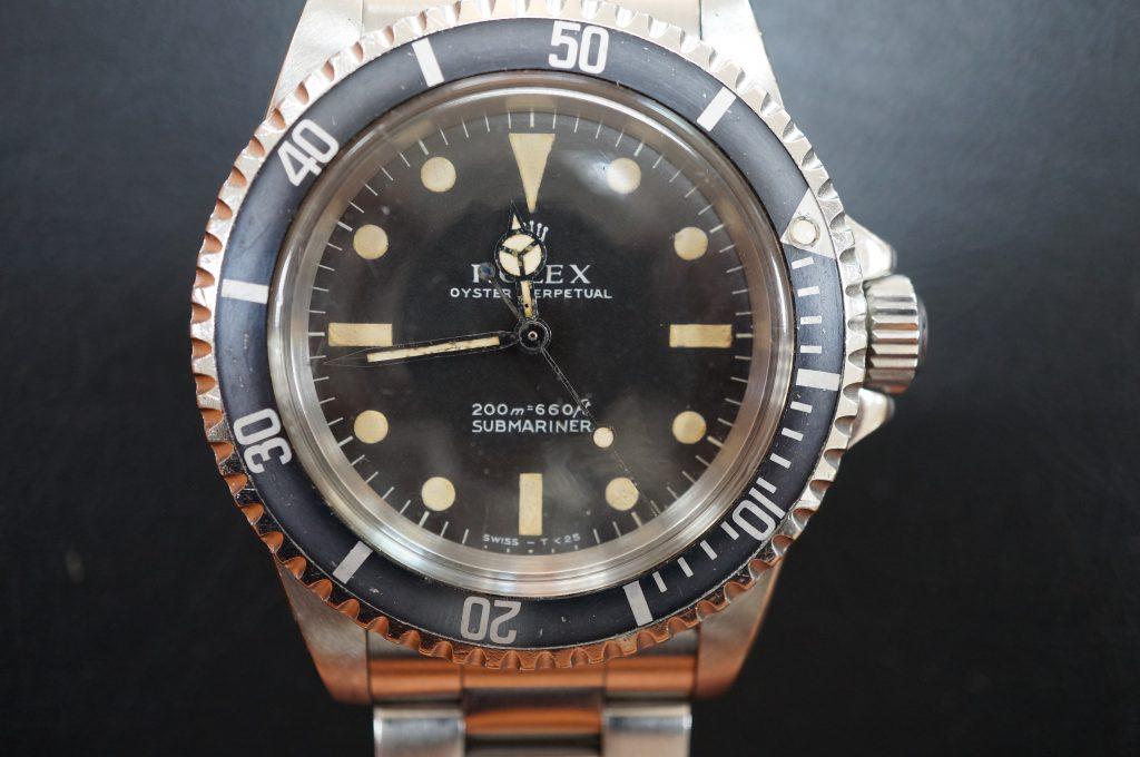 No.1297  ROLEX (ロレックス ) 自動巻き腕時計を修理しました