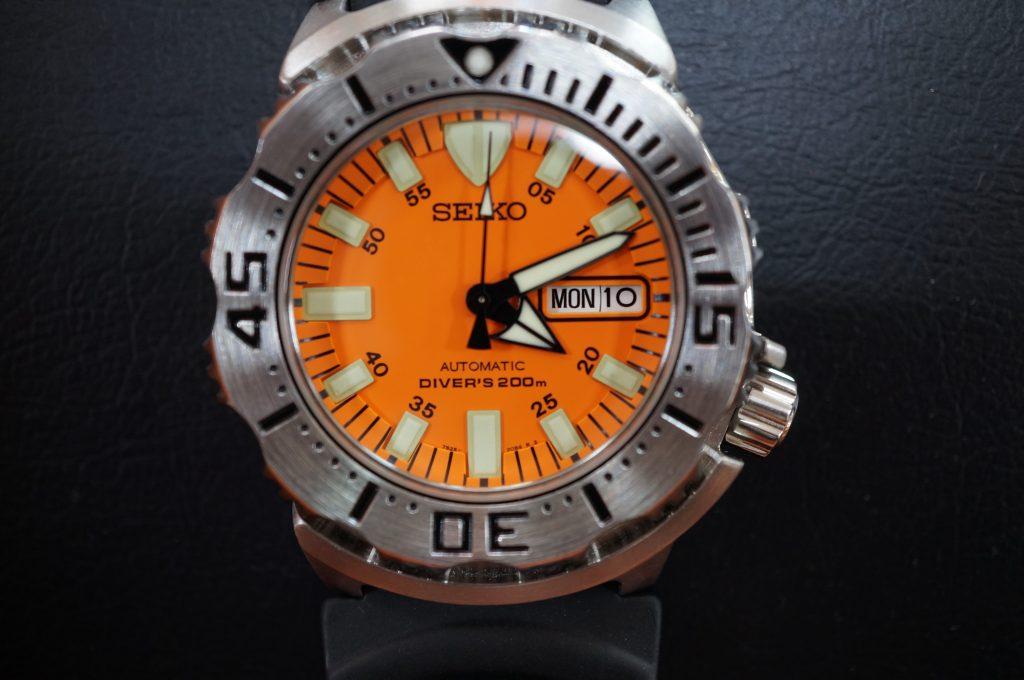 No.1298  SEIKO (セイコー) 自動巻き腕時計を修理しました