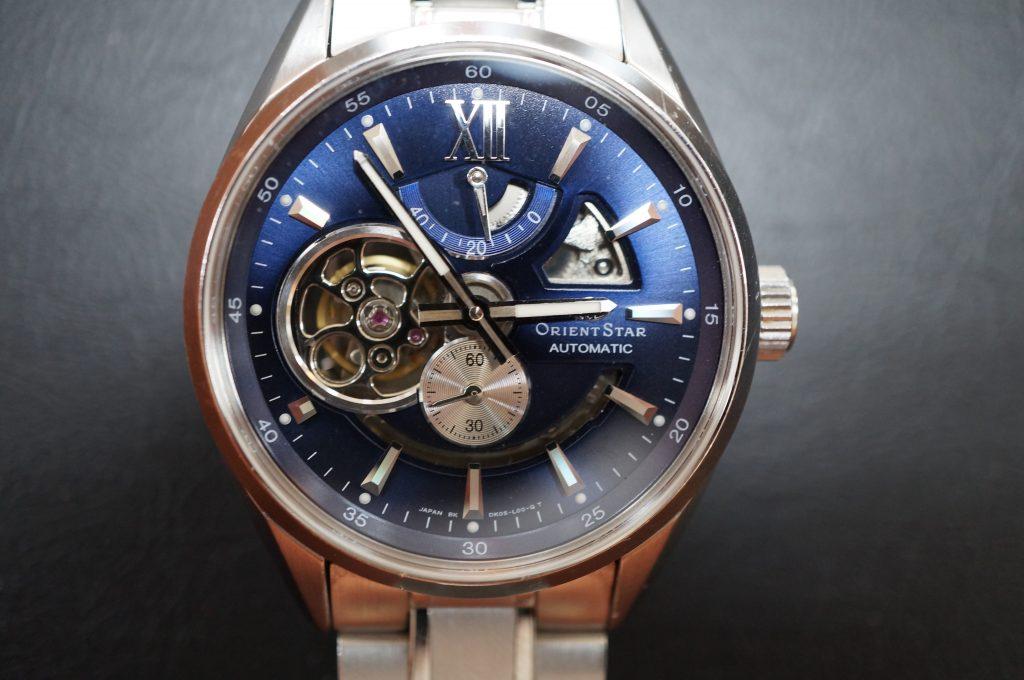 No.1316  ORIENT (オリエント ) クォーツ式腕時計を修理しました