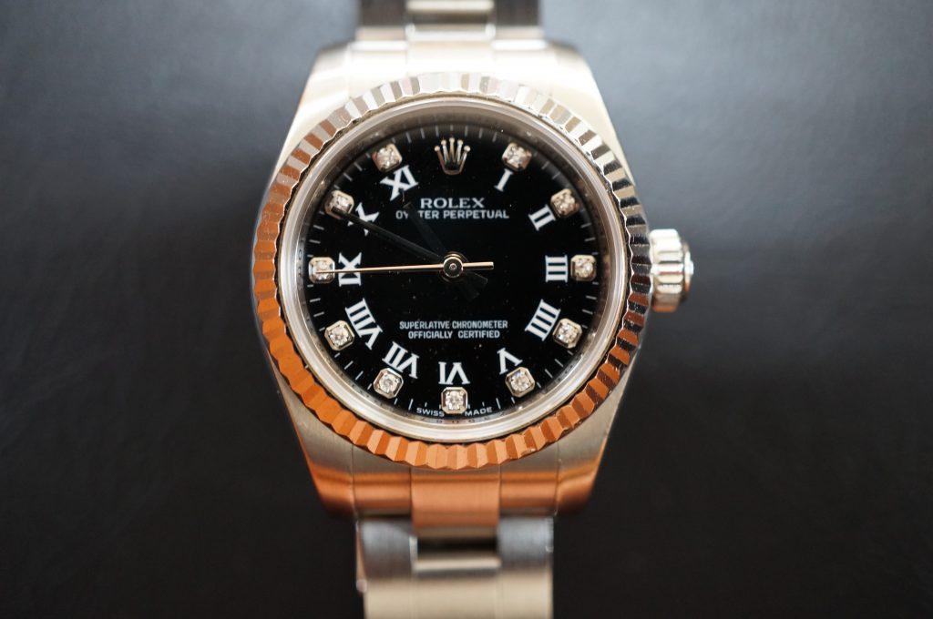 No.1280  ROLEX (ロレックス ) 自動巻き腕時計を修理しました
