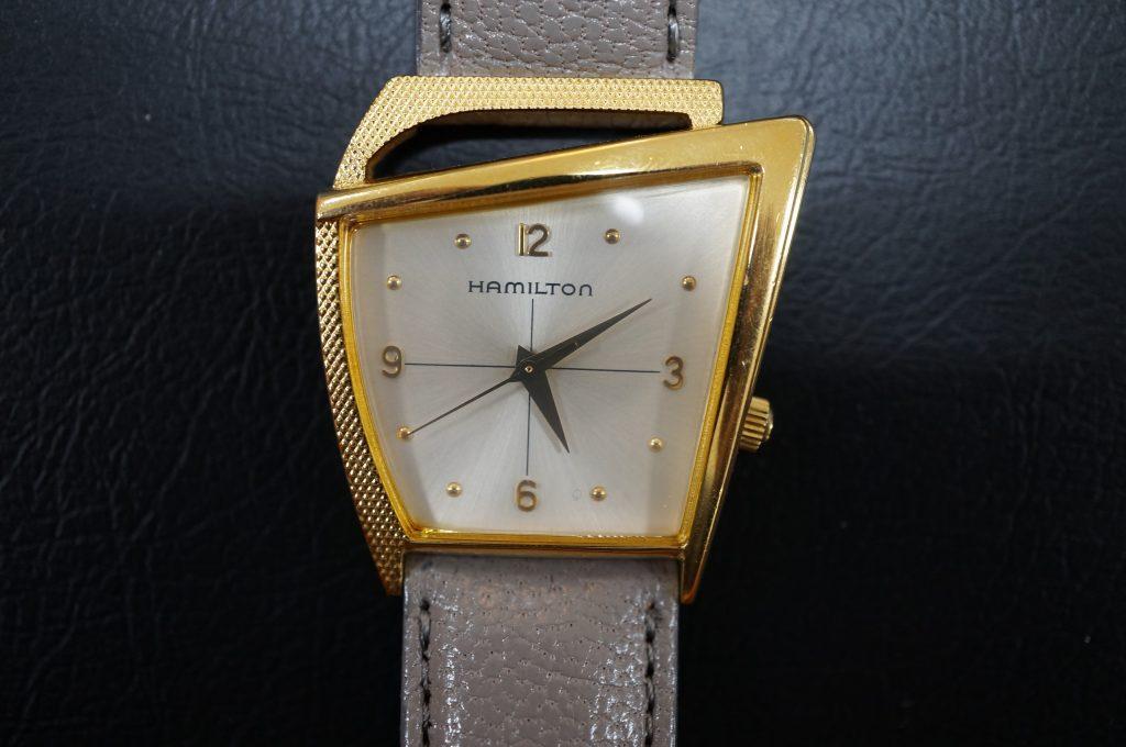 No.1275  HAMILTON (ハミルトン) 電池式 腕時計を修理しました