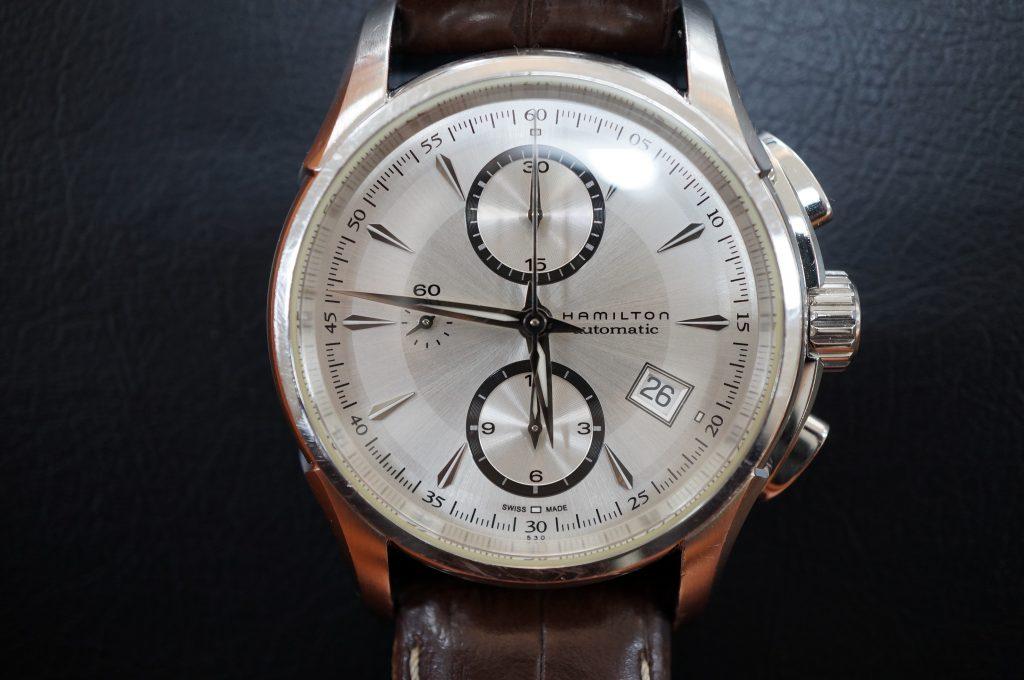 No.1279  HAMILTON (ハミルトン) 自動巻き腕時計を修理しました