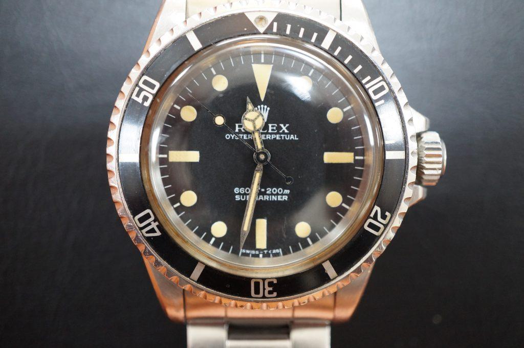 No.1277  ROLEX (ロレックス ) 自動巻き腕時計を修理しました