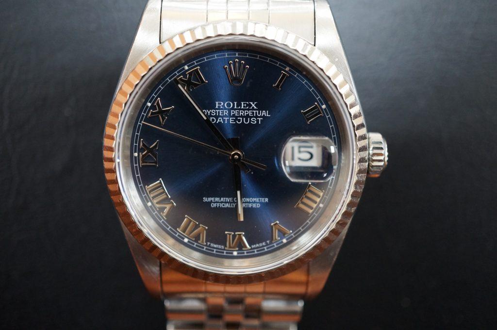 No.1342  ROLEX (ロレックス ) 自動巻き腕時計を修理しました