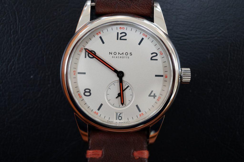 No.1349  NOMOS (ノモス ) 自動巻き腕時計を修理しました