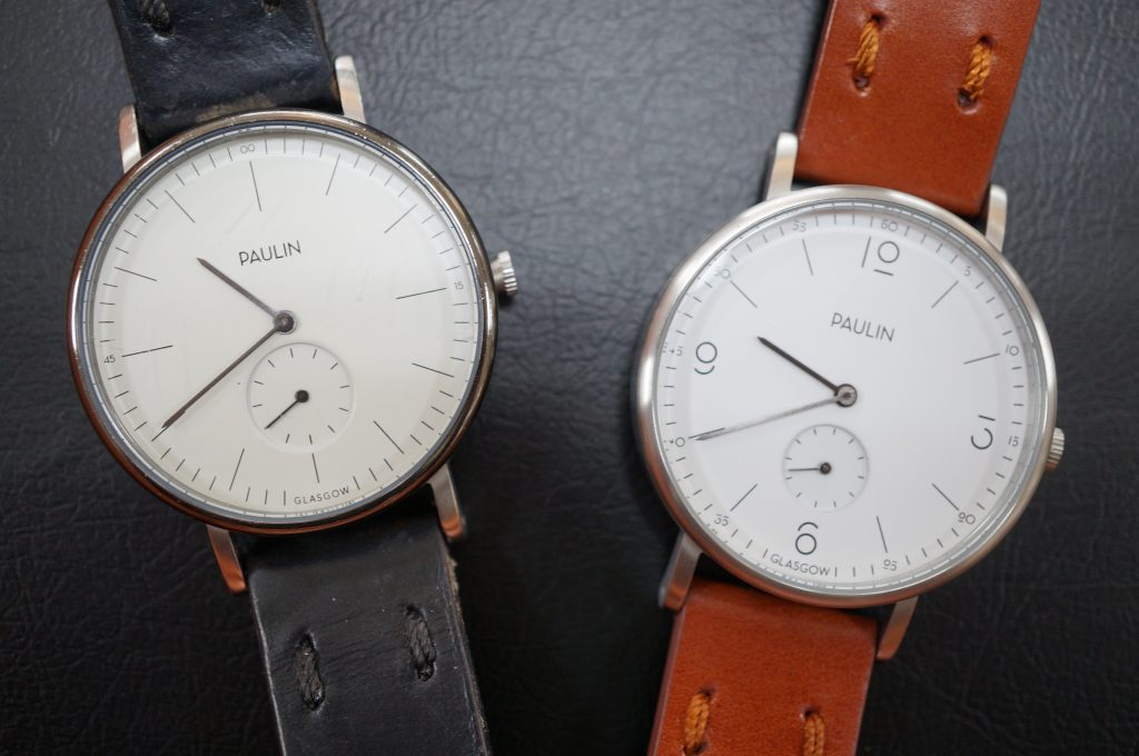 No.1350 PAULIN (ポーリン) クォーツ式腕時計を修理しました