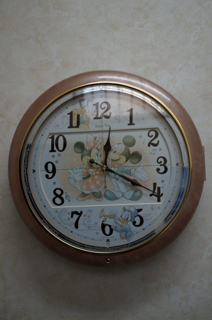 No.1380  SEIKO (セイコー) クォーツ式 掛け時計を修理しました