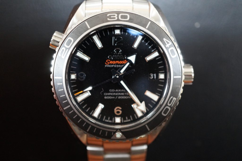 No.1368  OMEGA Seamaster (オメガ シーマスター) 自動巻き腕時計を修理しました