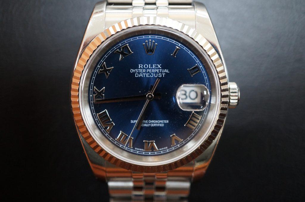 No.1366  ROLEX (ロレックス ) 自動巻き腕時計を修理しました