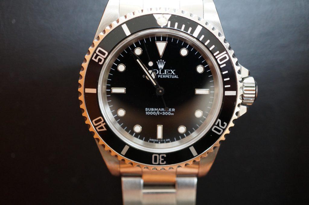 No.1386  ROLEX (ロレックス ) 自動巻き腕時計を修理しました