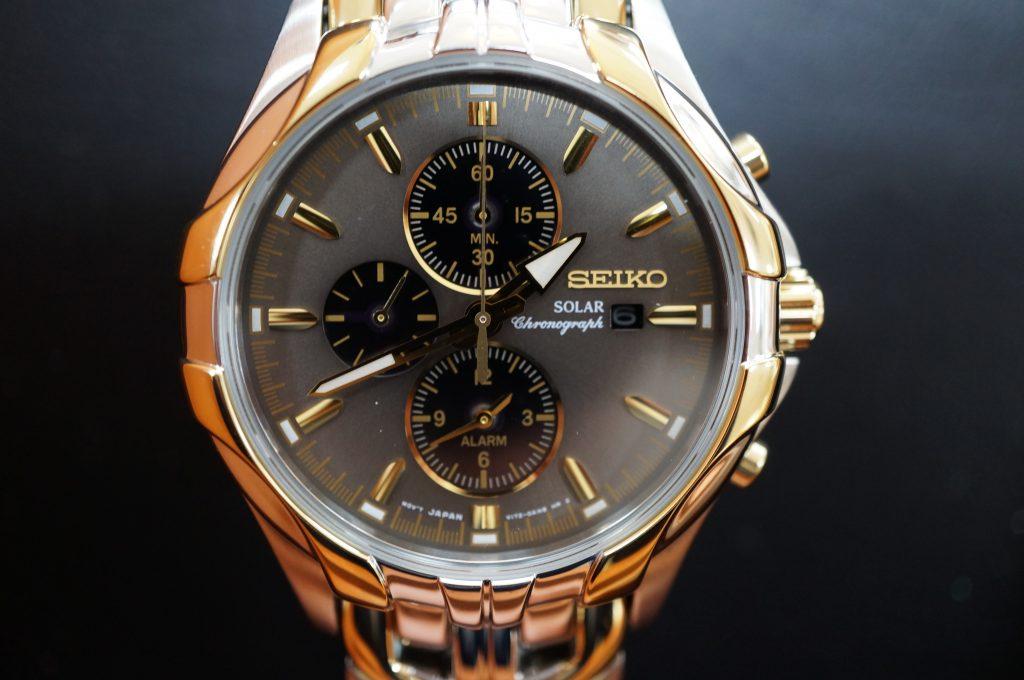 No.1389  SEIKO (セイコー) クォーツ式 腕時計を修理しました