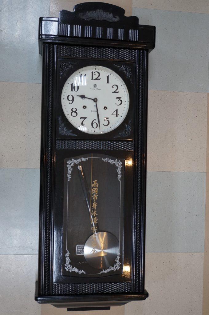 No.1403  SEIKOSHA(セイコー) アンティーク  掛け時計を修理しました