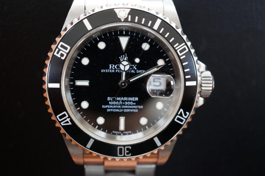 No.1410  ROLEX (ロレックス ) 自動巻き腕時計を修理しました