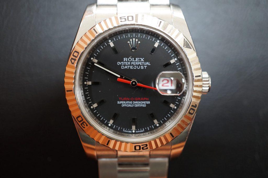No.1425  ROLEX (ロレックス ) 自動巻き腕時計を修理しました