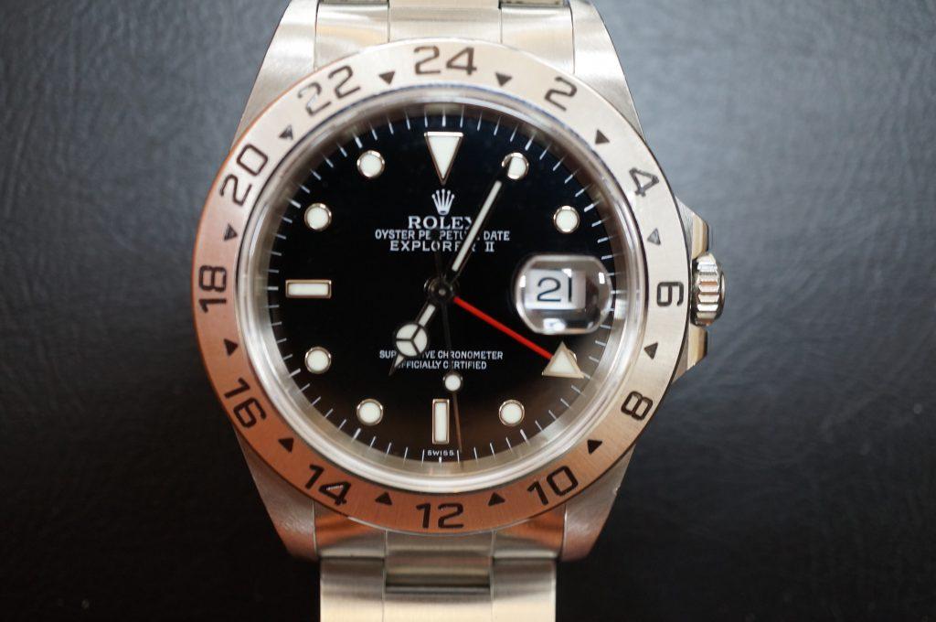 No.1426  ROLEX (ロレックス ) 自動巻き腕時計を修理しました
