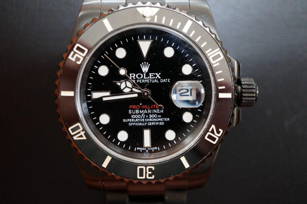 No.1428  ROLEX コピー (ロレックス ) 自動巻き腕時計を修理しました