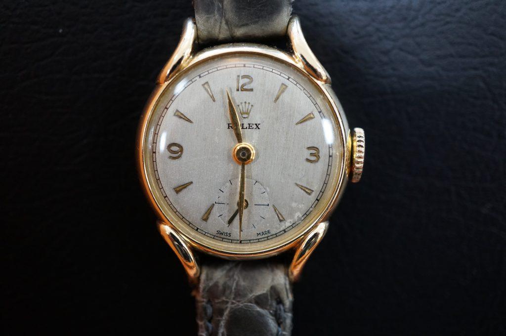 No.1446  ROLEX (ロレックス ) 自動巻き腕時計を修理しました