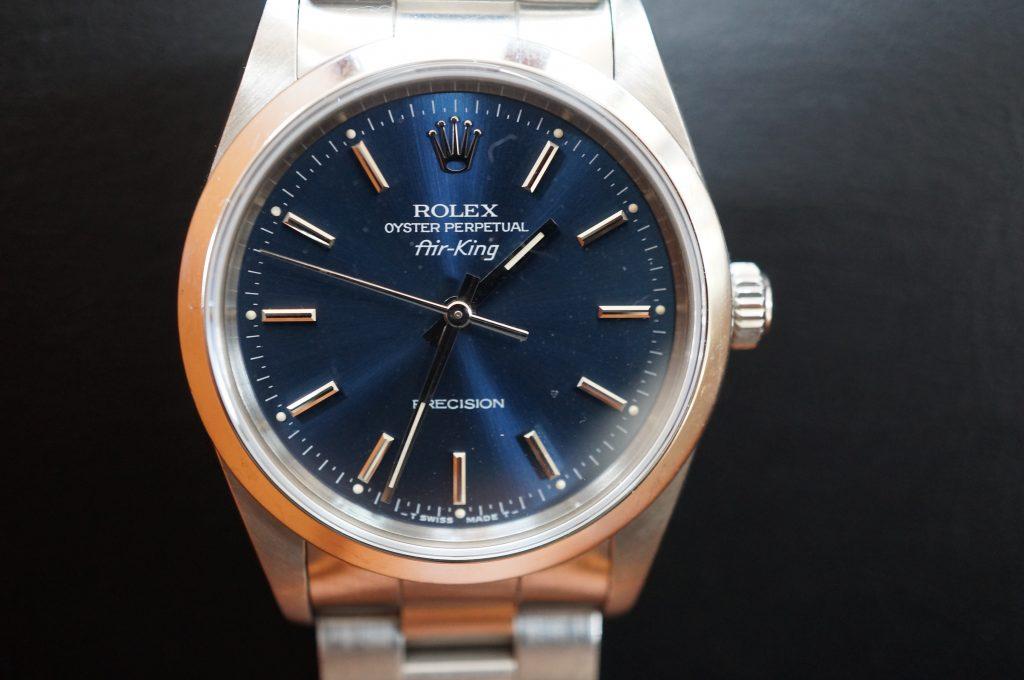 No.1447  ROLEX (ロレックス ) 自動巻き腕時計を修理しました