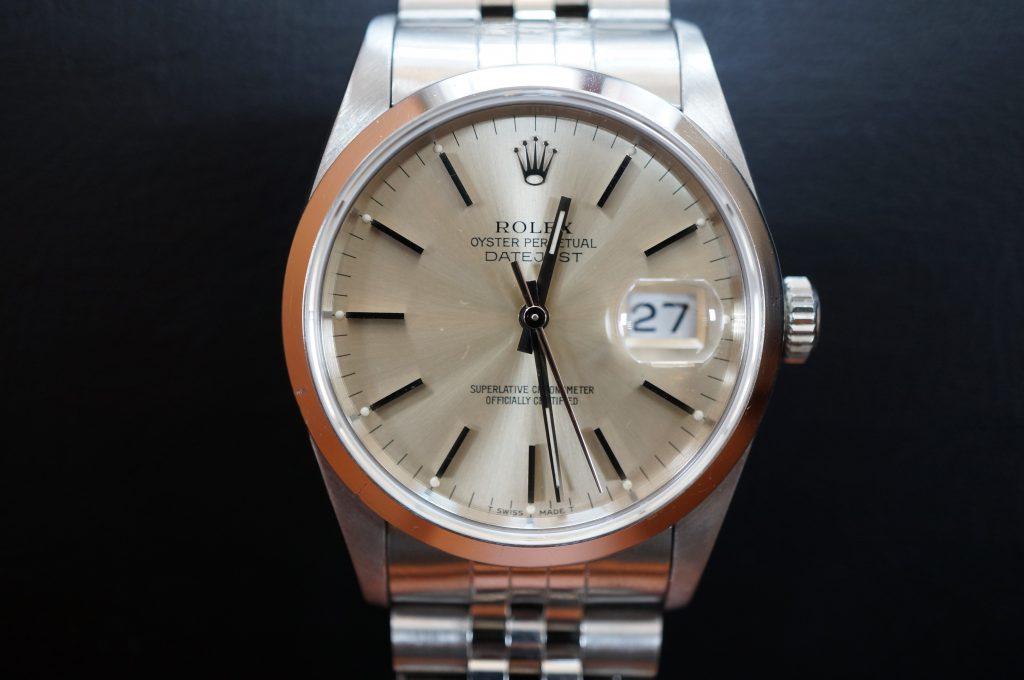 No.1444  ROLEX (ロレックス ) 自動巻き腕時計を修理しました
