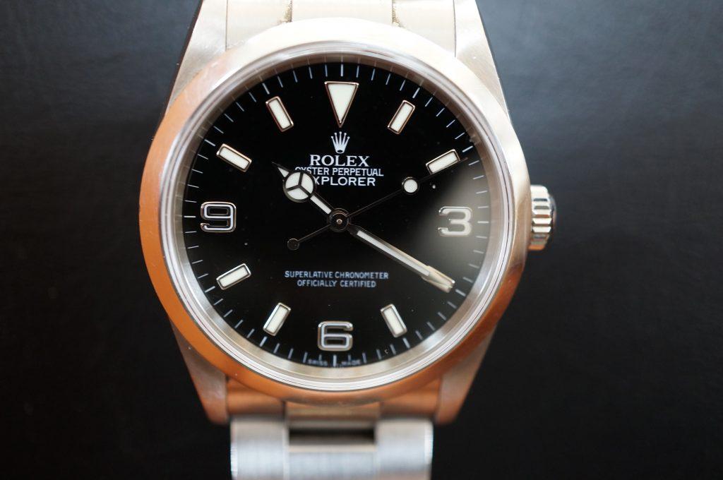 No.1466  ROLEX  (ロレックス ) 自動巻き腕時計を修理しました
