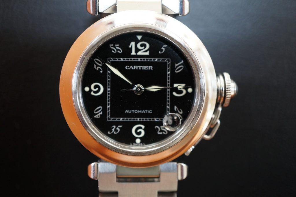No.1464  CARTER (カルティエ ) 自動巻き腕時計を修理しました