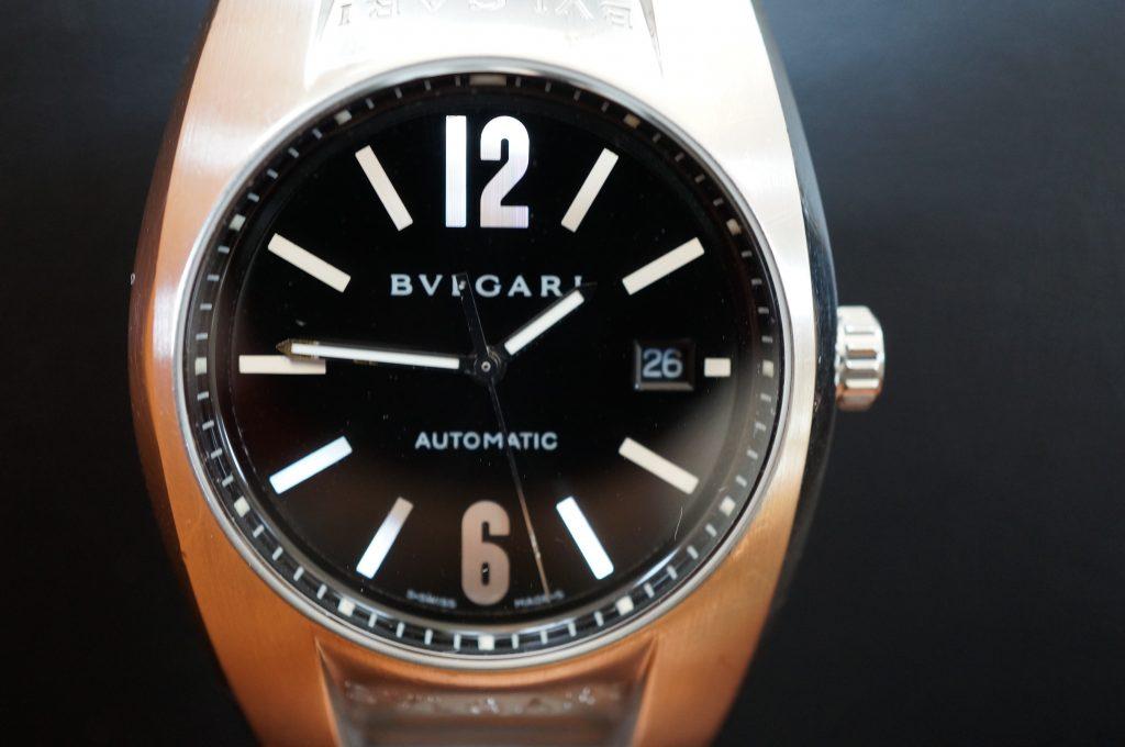 No.1467  BVLGARI (ブルガリ ) 自動巻き腕時計を修理しました
