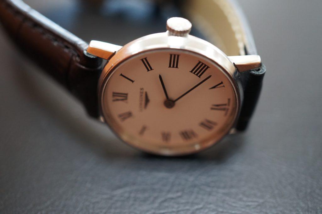 No.1506  LONGINES (ロンジン) クォーツ式腕時計を修理しました