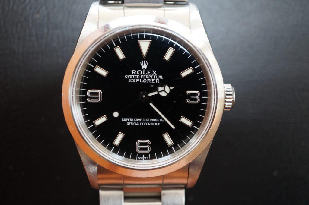 No.1508  ROLEX  (ロレックス ) 自動巻き腕時計を修理しました