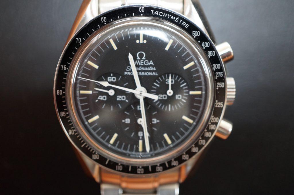 No.1529  OMEGA Speedmaster (オメガスピードマスター) 手巻き式腕時計を修理しました