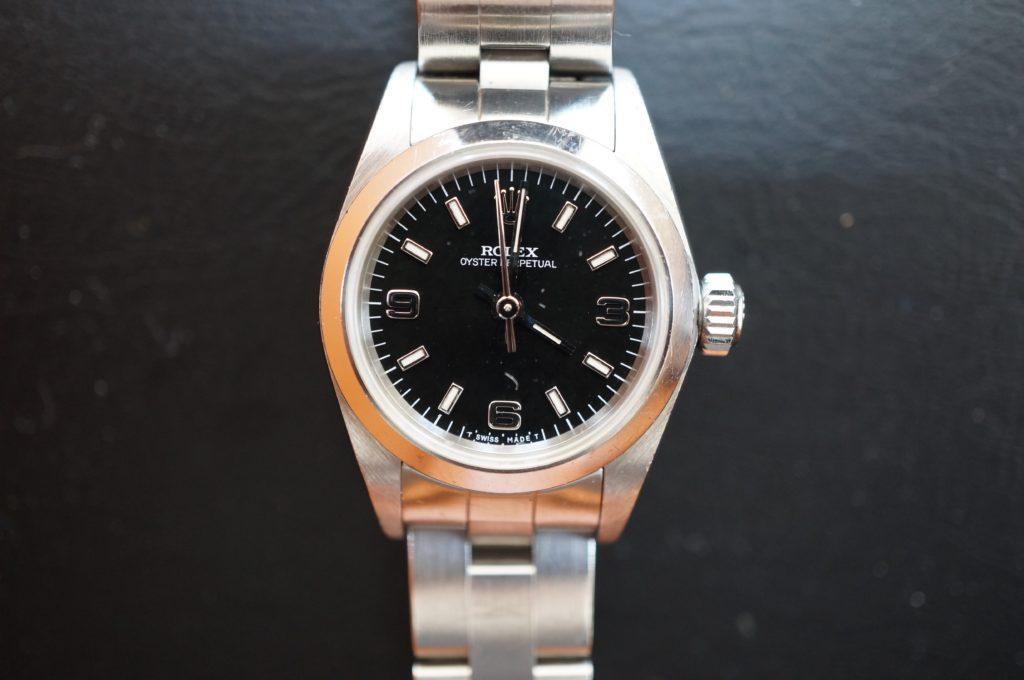 No.1545  ROLEX  (ロレックス ) 自動巻き腕時計を修理しました