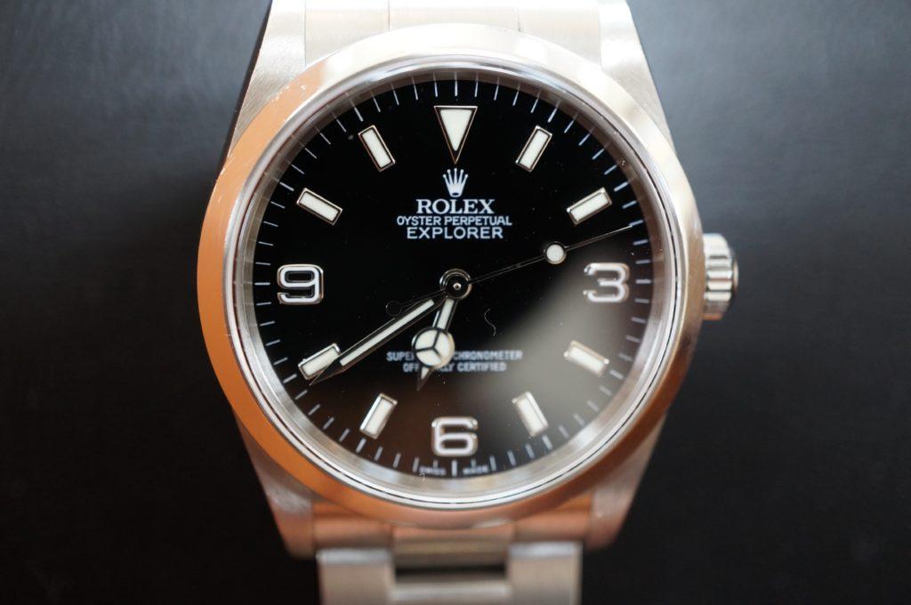 No.1544  ROLEX  (ロレックス ) 自動巻き腕時計を修理しました