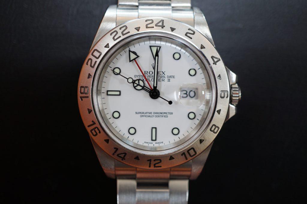 No.1546  ROLEX  (ロレックス ) 自動巻き腕時計を修理しました