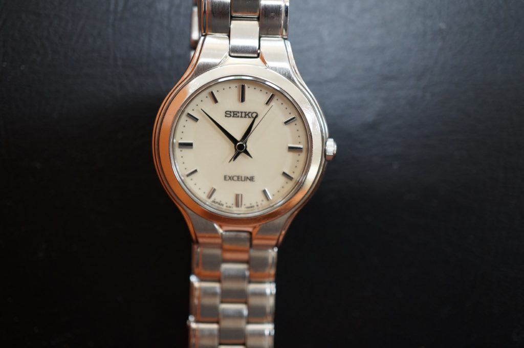 No.1542  SEIKO (セイコー) クォーツ式 腕時計を修理しました