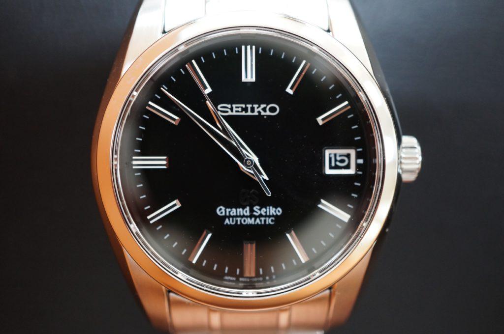 No.1564  GS SEIKO (グランドセイコー) 自動巻き 腕時計を修理しました