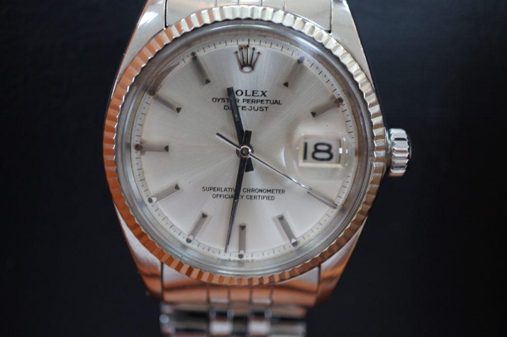 No.1607  ROLEX  (ロレックス ) 自動巻き腕時計を修理しました