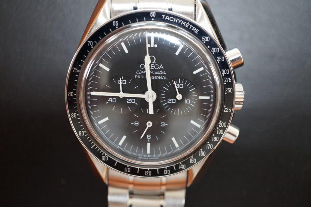huge discount a9e73 37413 No.1621 OMEGA Speedmaster (オメガスピードマスター) 手巻き式 ...