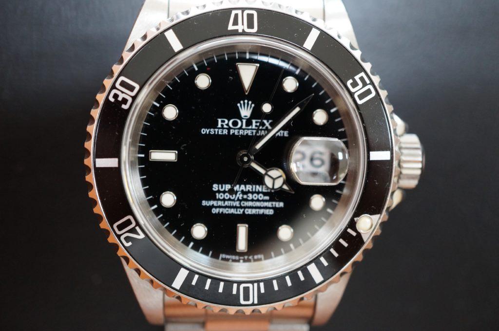 No.1620  ROLEX  (ロレックス ) 自動巻き腕時計を修理しました