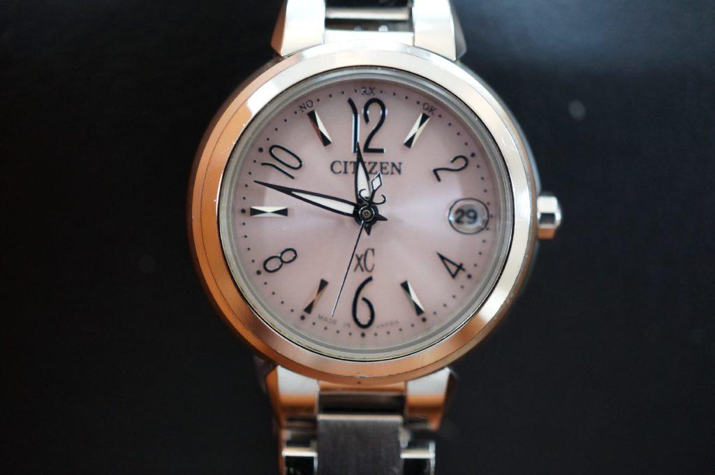 No.1660  CITIZEN(シチズン)ソーラー式 腕時計を修理しました