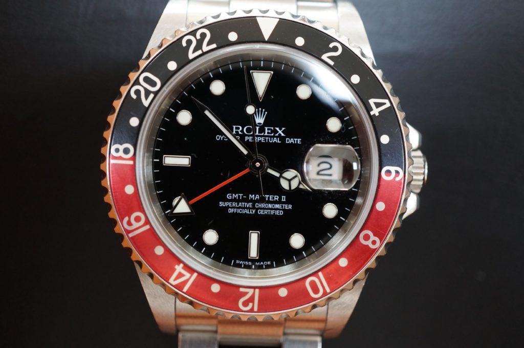 No.1644  ROLEX  (ロレックス ) 自動巻き腕時計を修理しました