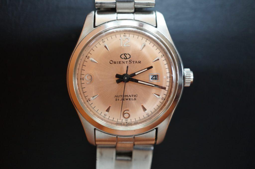 No.1640  ORIENT STAR  (オリエントスター ) 自動巻き腕時計を修理しました