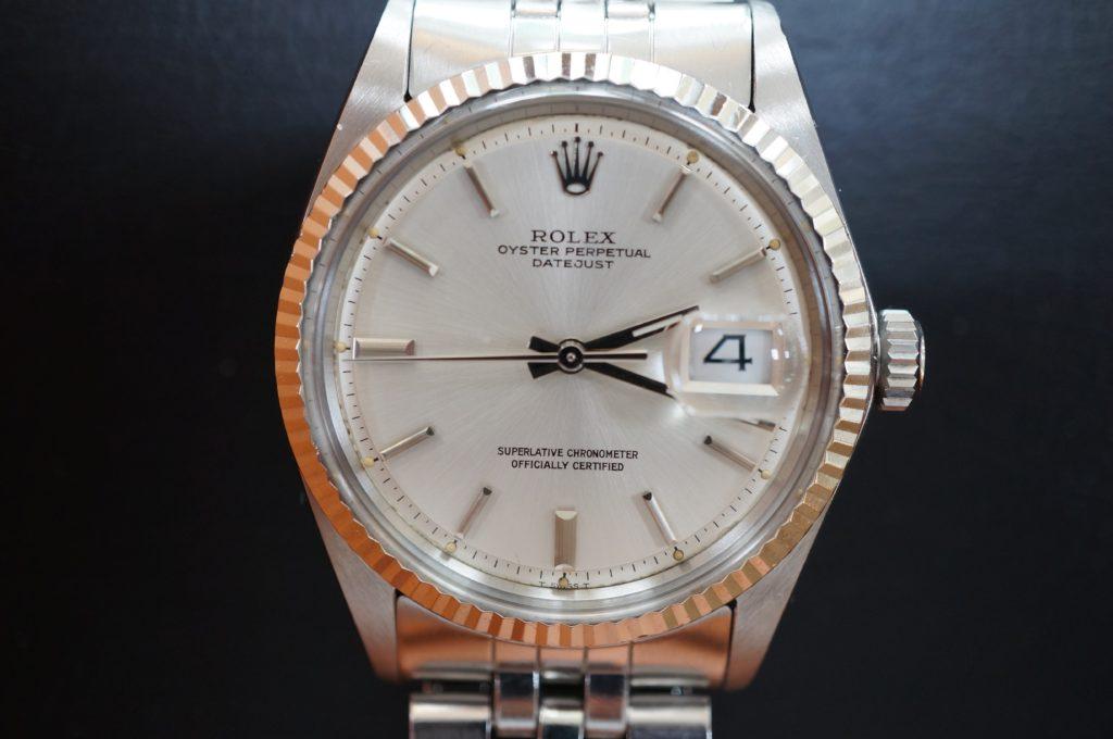 No.1649  ROLEX  (ロレックス ) 自動巻き腕時計を修理しました