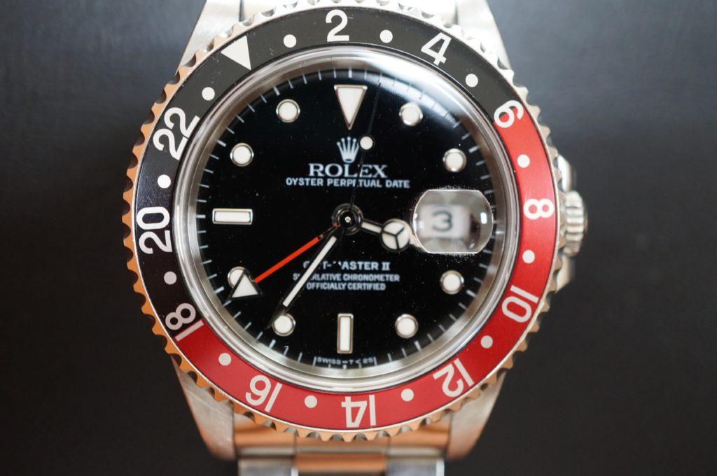 No.1642  ROLEX  (ロレックス ) 自動巻き腕時計を修理しました